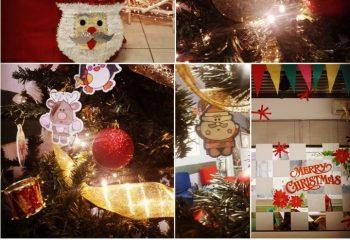 Χριστουγεννιάτικη Γωνιά Αγάπης και Προσφοράς!